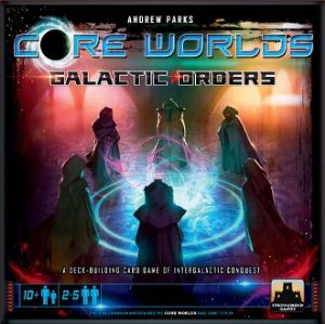 Core Worlds : Galactic Orders